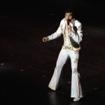 Elvis Impersonator Donny Edwards